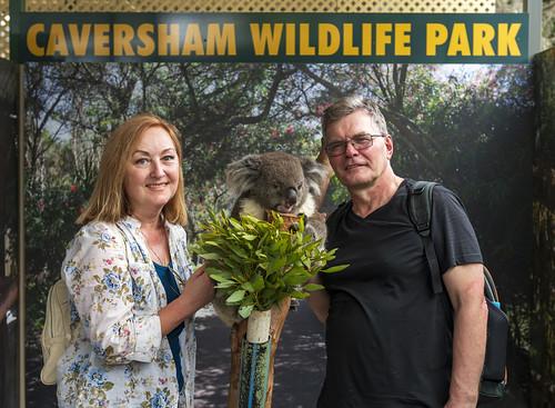 Caversham Wildlife Park / Парк дикой природы Кавершам