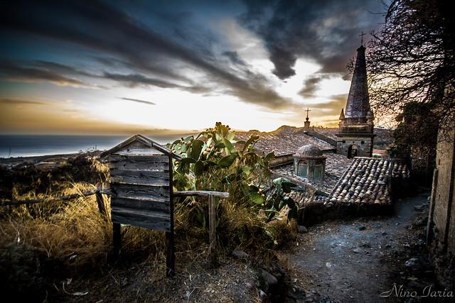 Pentedattilo -Calabria