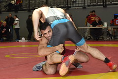 Ahmed Shamiya vs Hunter Lee2547