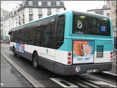 Irisbus Citélis Line – RATP (Régie Autonome des Transports Parisiens) / STIF (Syndicat des Transports d'Île-de-France) n°3431