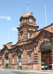 Nottingham Midland Station