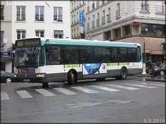 Irisbus Agora Line – RATP (Régie Autonome des Transports Parisiens) / STIF (Syndicat des Transports d'Île-de-France) n°8285
