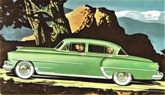 1954 Chrysler New Yorker Deluxe 6-Passenger Sedan