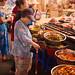 Le kimchi du marché