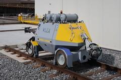 Stadler Rail - Two-way Shunting Robot