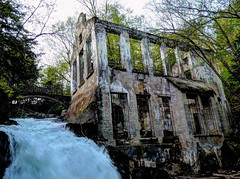Old Mill in Gatineau Park, Quebec