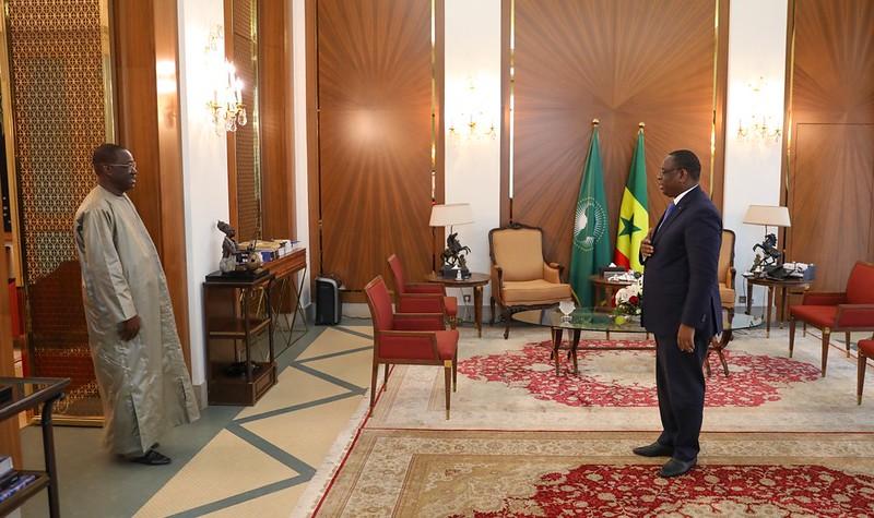 Entretien avec Mamadou Badio Camara 1er président de la cour suprême