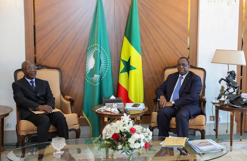 Entretien avec  Pape Oumar Sakho Président du conseil constitutionnel