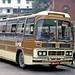 Hong Kong 1982: KMB CA20 (BH3711) in Tsim Sha Tsui (Peking Road) Bus Terminus