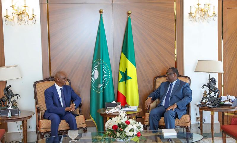 Entretien avec Monsieur Cheikh Adjibou Soumaré