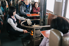 Tsugaru Railway Stove Train