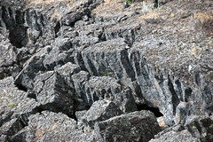 Basalt (Hell's Half Acre Lava Field, Holocene, 5.2 ka; northeast of Blackfoot, Idaho, USA) 9