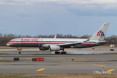 N612AA landing 31R at JFK