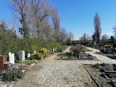 Rondje begraafplaats, je moet toch wat