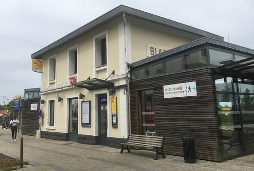 Gare de Blanquefort, France