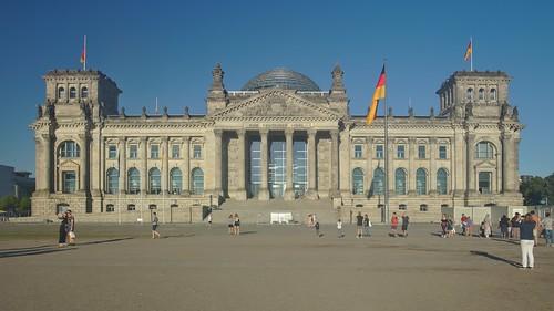 2018-08-06 DE Berlin-Mitte, Platz der Republik, Reichstag
