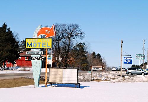 Lamp Lite Motel - Portage, Wisconsin