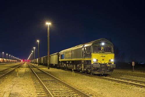 Freightliner 266 002, Baalberge (D)