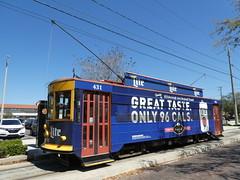 Tamps TECO Line Streetcar