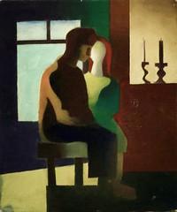 Untitled (1946) - António Domingos (1921-2004)