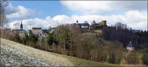 Frauenstein im Osterzgebirge