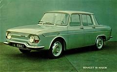 1965 Renault 10 Major