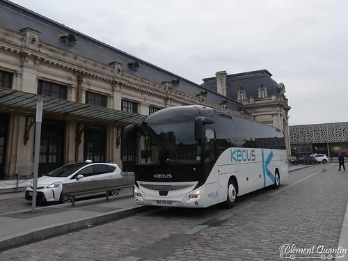 IVECO Magelys - 166044 - Keolis Cars de Bordeaux