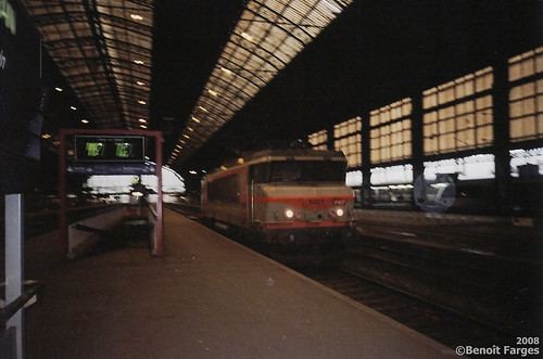 [SNCF] BB 7407
