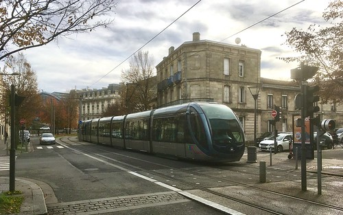 Rue de Tauzia, Bordeaux