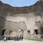 Terme di Caracalla 2 - https://www.flickr.com/people/9851528@N02/