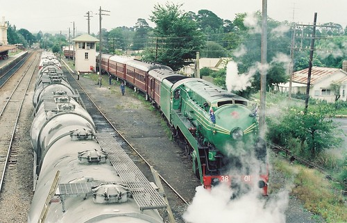 131-19 1992-02-23 3801 at Moss Vale