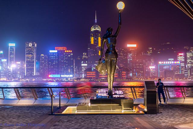 Avenue of the Stars Hong Kong