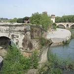 Ponte Rotto & Ponte Fabricio - https://www.flickr.com/people/9851528@N02/