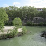 Ponte Rotto & Isola Tiberina - https://www.flickr.com/people/9851528@N02/
