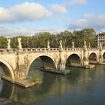 Ponte S Angelo I - https://www.flickr.com/people/9851528@N02/