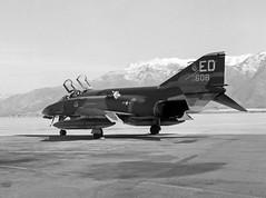 McDonnell F-4D Phantom II 66-7608 ED 4485TS 15-10-75