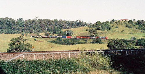 132-9A 1992-02-29 G526 G522 and 8180 on 3194 at Maldon