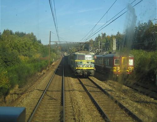 Croisement à Rhisnes