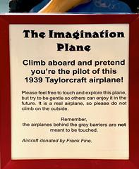 The Imagination Plane