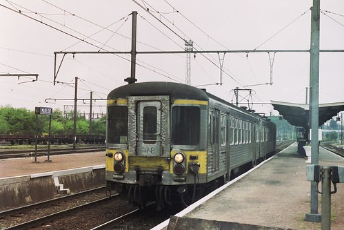 NMBS 148 at Marloie