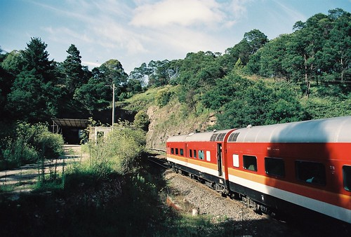 132-15A 1992-02-29 910-952 at Gib tunnel