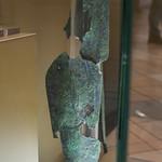 Bronze greave from Lake Trasimene - https://www.flickr.com/people/7945858@N08/
