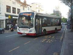 GX62 CMY (Route 37) at London Road, Brighton