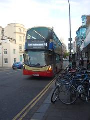 SK67 FLA (Route 49) at London Road, Brighton