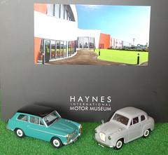 Haynes 1:43 Scale Breakfast Club #5 - Austin