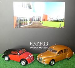 Haynes 1:43 Scale Breakfast Club #6 - Rare Breeds