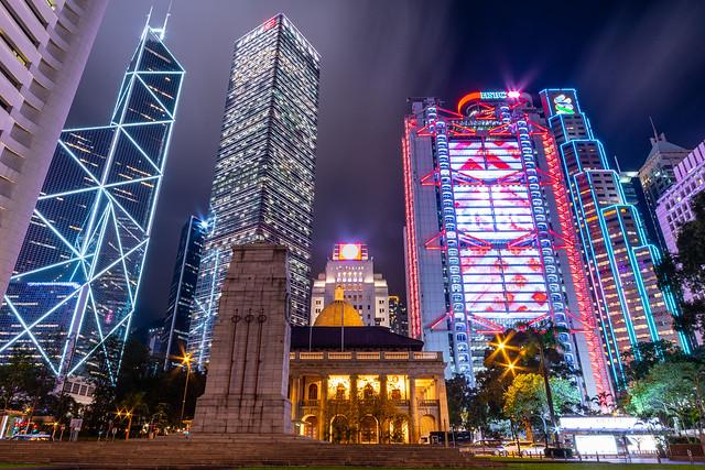 before tyranny come, Hong Kong