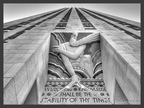 Comcast Building - Rockefeller Center