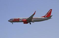G-GDFY Boeing 737-800 Jet2 Arrecife 01-03-2020