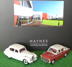 Haynes 1:43 Scale Breakfast Club #2 - Rootes Group